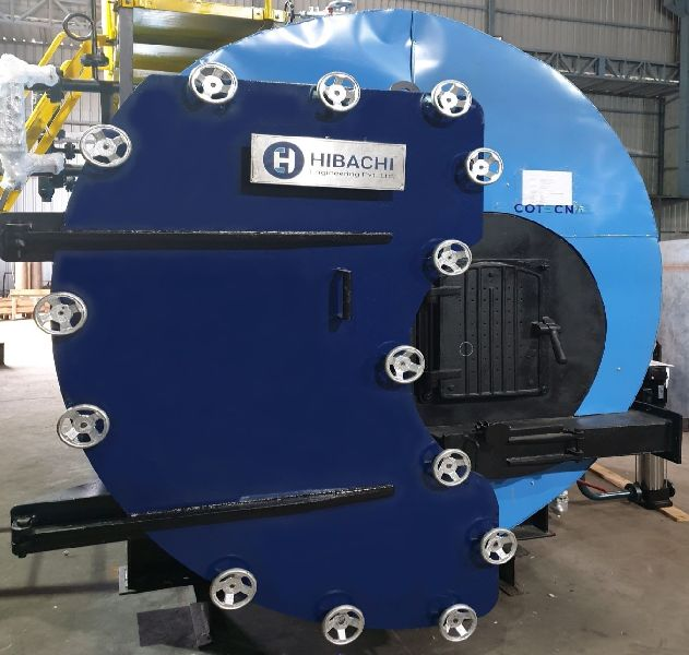 Solid Fuel Steam Boilers (SOLIDEX-IN)
