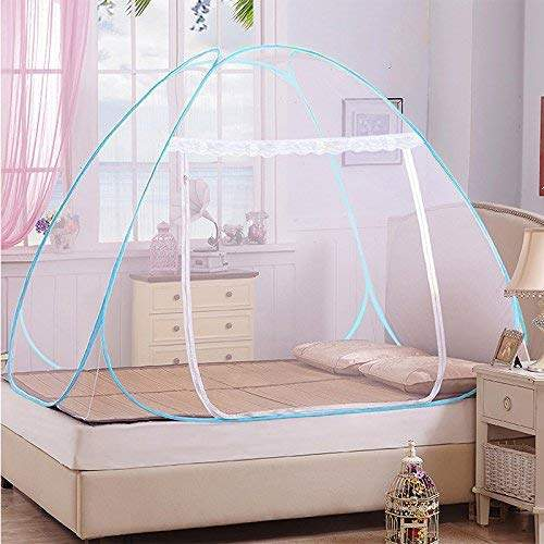 Foldable Double Bed Mosquito Net