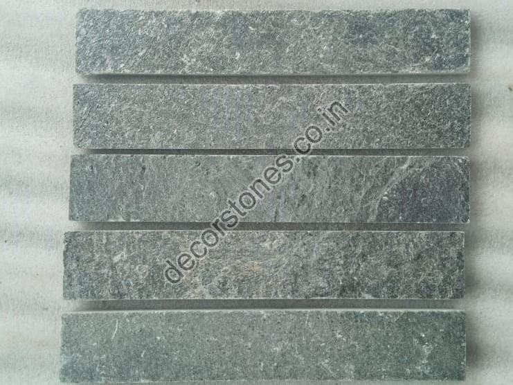 Silver Grey Slate Stone Tiles
