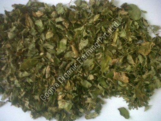 Organic Dry Moringa Leaves
