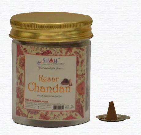 50 Grams Premium Powder Dhoop Cones