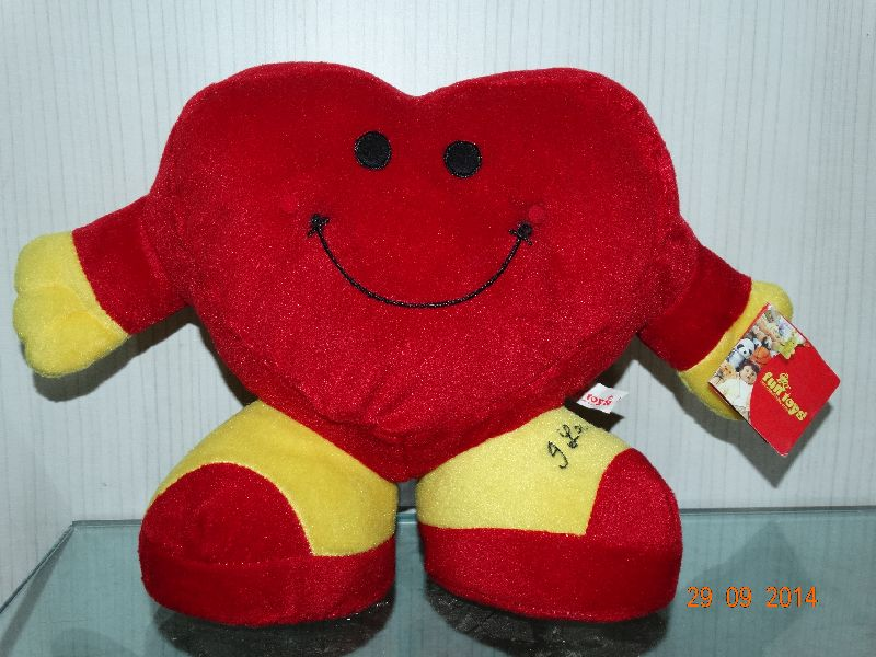 Soft Toy With Hidden Camera