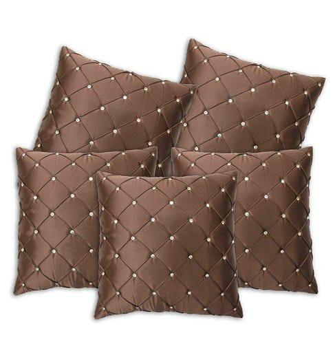 Satin Printed Cushion Covers