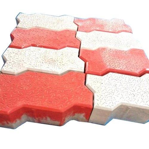 Interlocking Paver Blocks