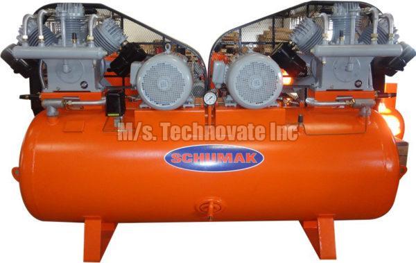 Single Stage Air Compressor