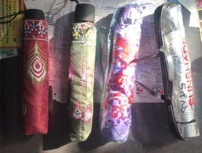 Three Fold Umbrella