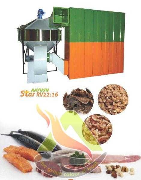 Fish and Meat Dryer