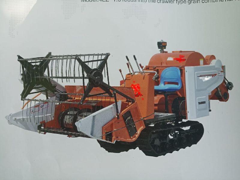 Full Feed Combine Harvester