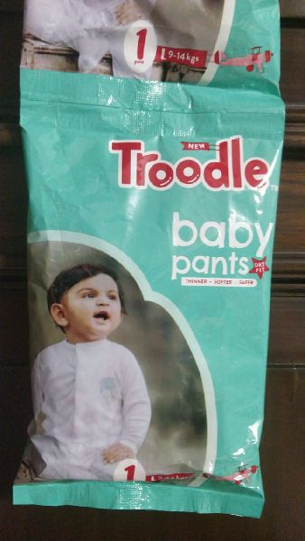 1 Pcs Large Baby Diaper Pants