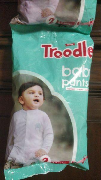 2 Pcs Large Baby Diaper Pants