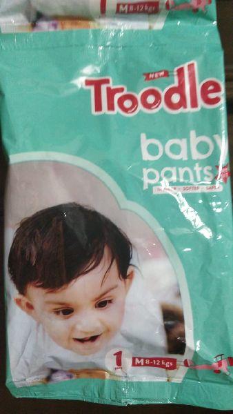 1 Pcs Medium Baby Diaper Pants