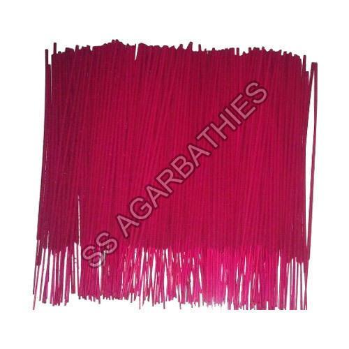 Red Raw Agarbatti