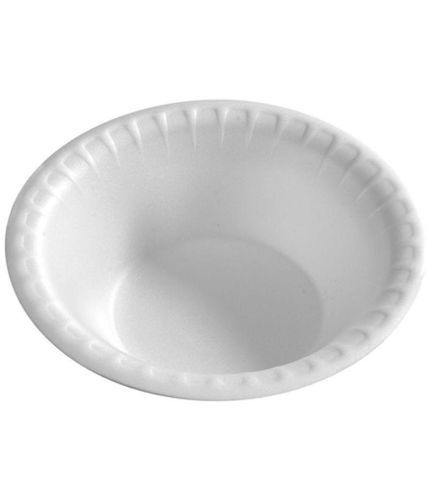 6 Inch Round Thermocol Bowls