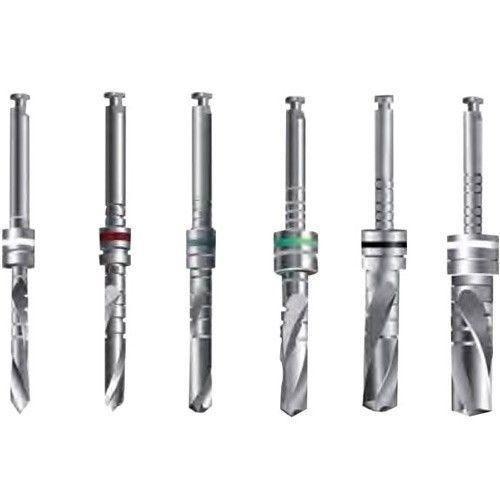 Dental Implant Surgery Instruments