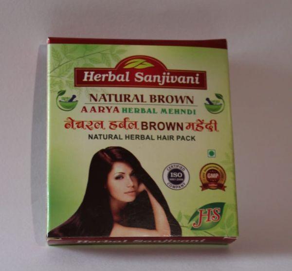 Herbal Black Mehandi