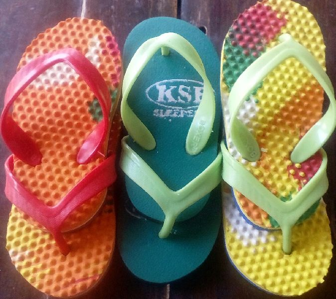 Kids Stylish Rubber Slippers