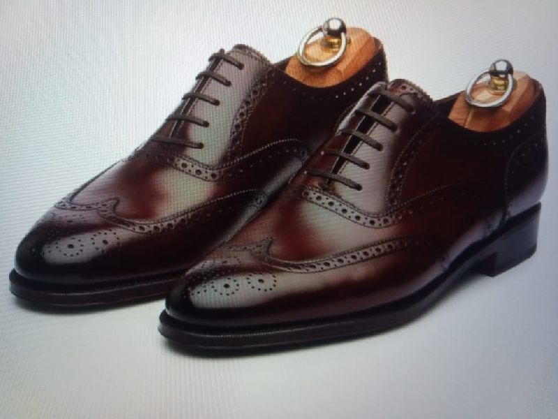 Handmade Shoes by NEW DECENT FOOTWEAR INDUSTRIES, Handmade Shoes, INR 1.95  kINR 2.15 k / Pair | ID - 2471500