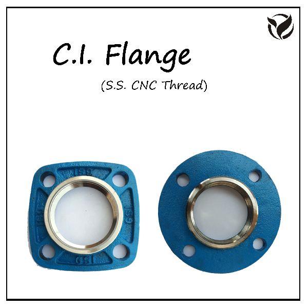 Cast Iron Flanges