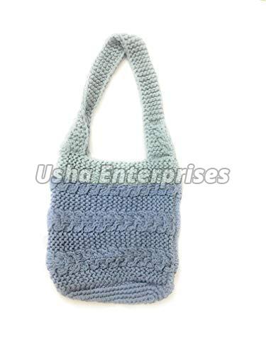 Handmade Single Compartment Ladies Handbag