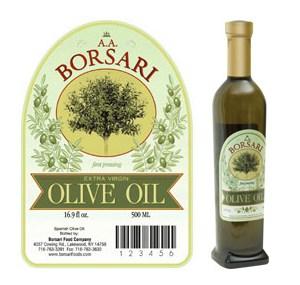 Borsari Olive Oil