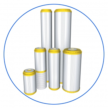 FCCST - Water Softening Filter Cartridge