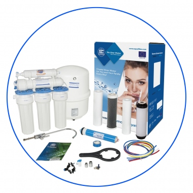 RX55249516 Reverse Osmosis Water Filtration System