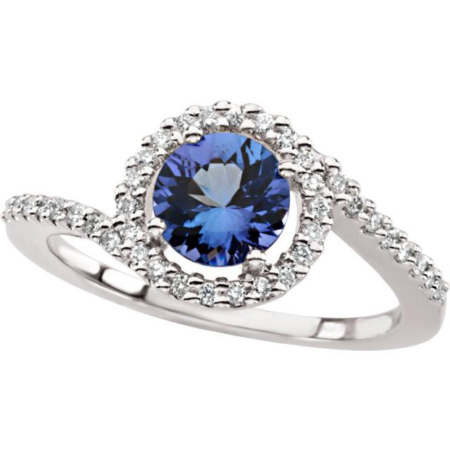ROUND SOLITAIRE DIAMOND RING