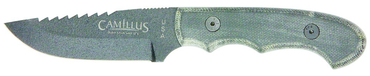 Camillus Barbarian Fixed Blade Knife