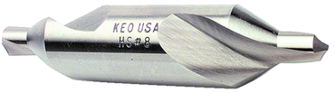 HSS Combined Drill & Countersink