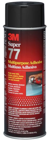Super 77 Spray Adhesive - 24 oz