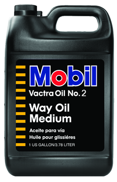 Vactra No.2 Way Oil - 1 Gallon