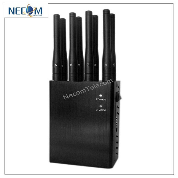 Alarm jammer - Portable Powerful All GPS signals Jammer