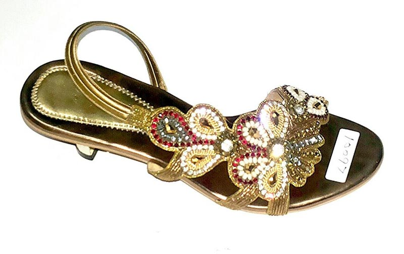 c4519562e8a Buy Ladies Designer Sandal from Anand Footwear