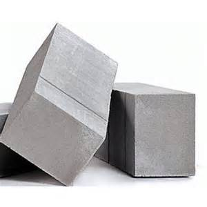 Autoclaved Aerated Concrete Blocks (AAC)