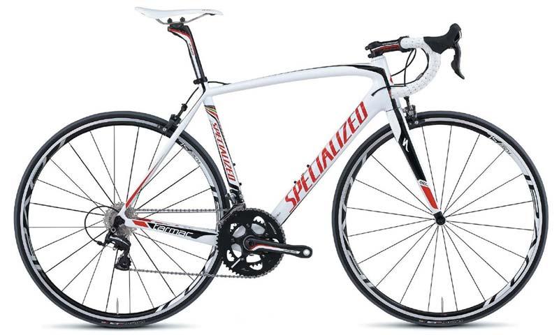 Specialized Tarmac Sl4 Pro Sram Mid Compact 2014 Road Bike