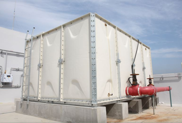 Grp Water Tank Manufacturer & Exporters from, Korea