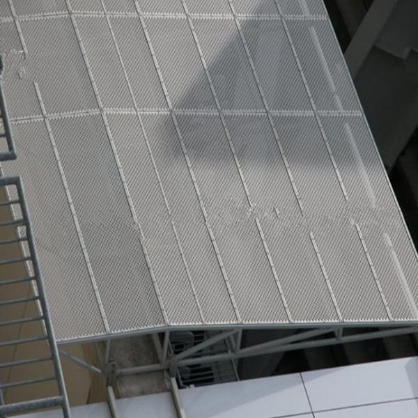 Expanded Metal Mesh Door Mesh Screen (YLD05)