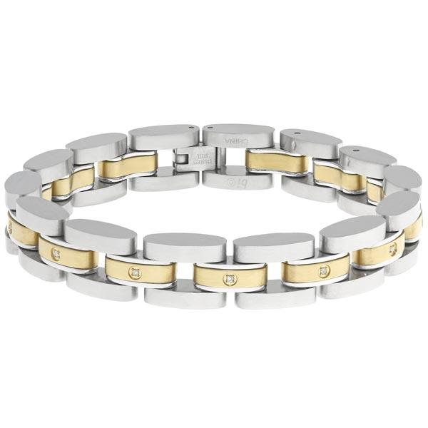 Buy Mens Diamond Bracelet from Viva Jewels Mumbai India