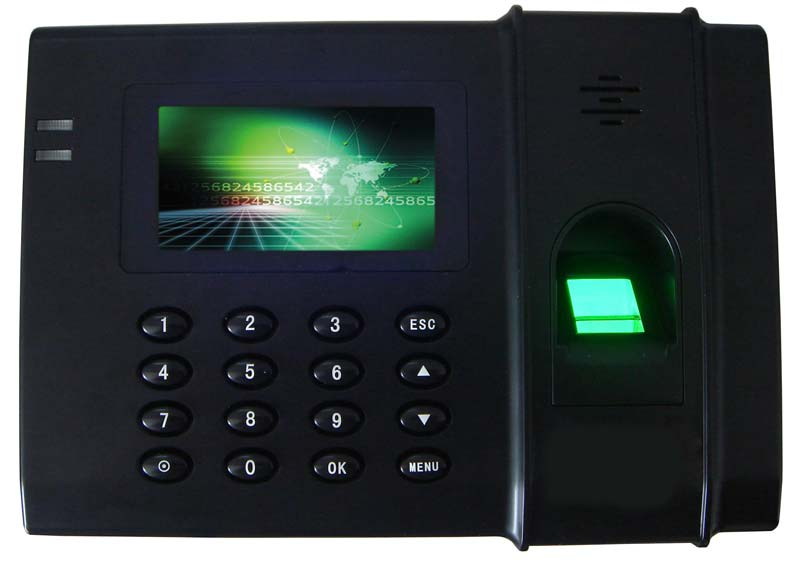 Biometric Time Attendance Systems
