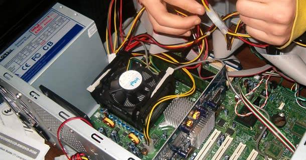 Desktop and Laptop Repair Services