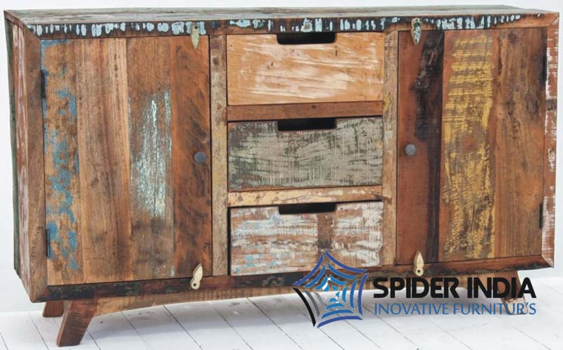 Reclaimed Sideboard & TV Stand