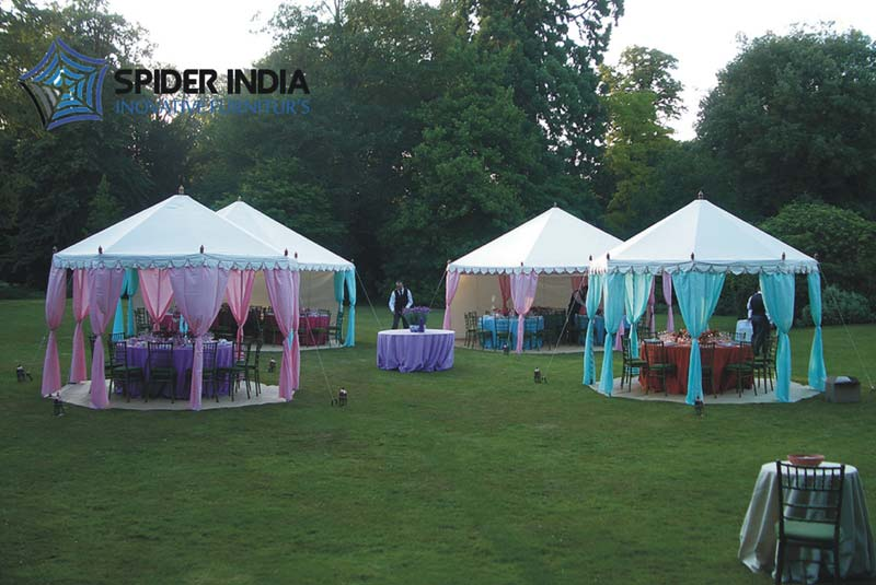 Wedding Party Tents