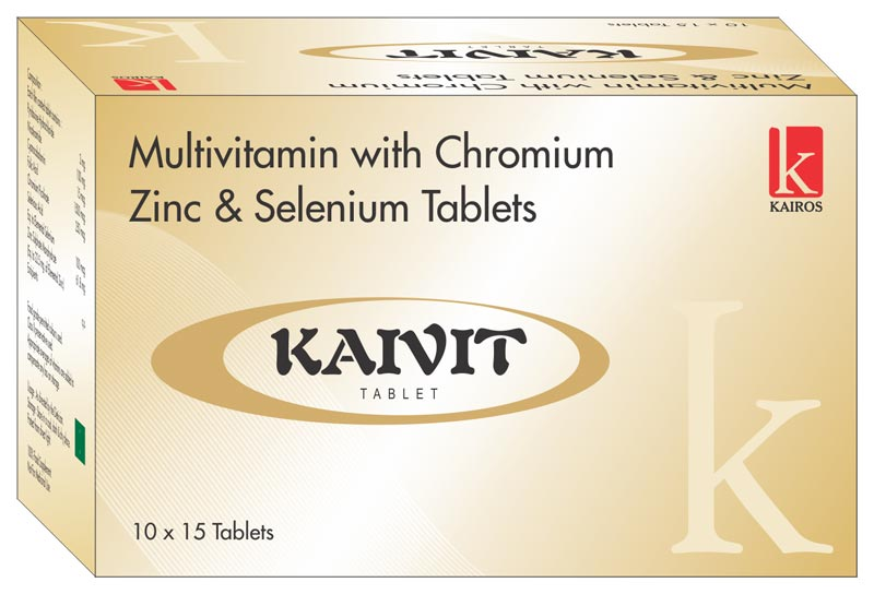 Kaivit Tablets Manufacturer In Kala Amb Himachal Pradesh India By