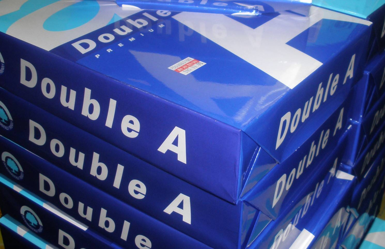 Double a Premium Copier Paper Manufacturer in Khon Kaen