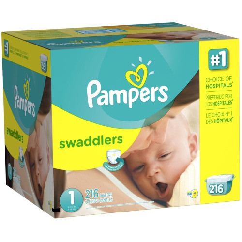Baby Diapers (876543)