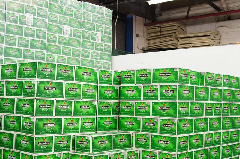 25cl Heineken Beer Cans (45678765)