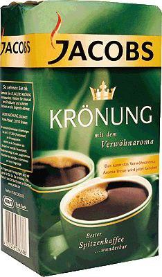 Jacobs Kronung Coffee (456787652)