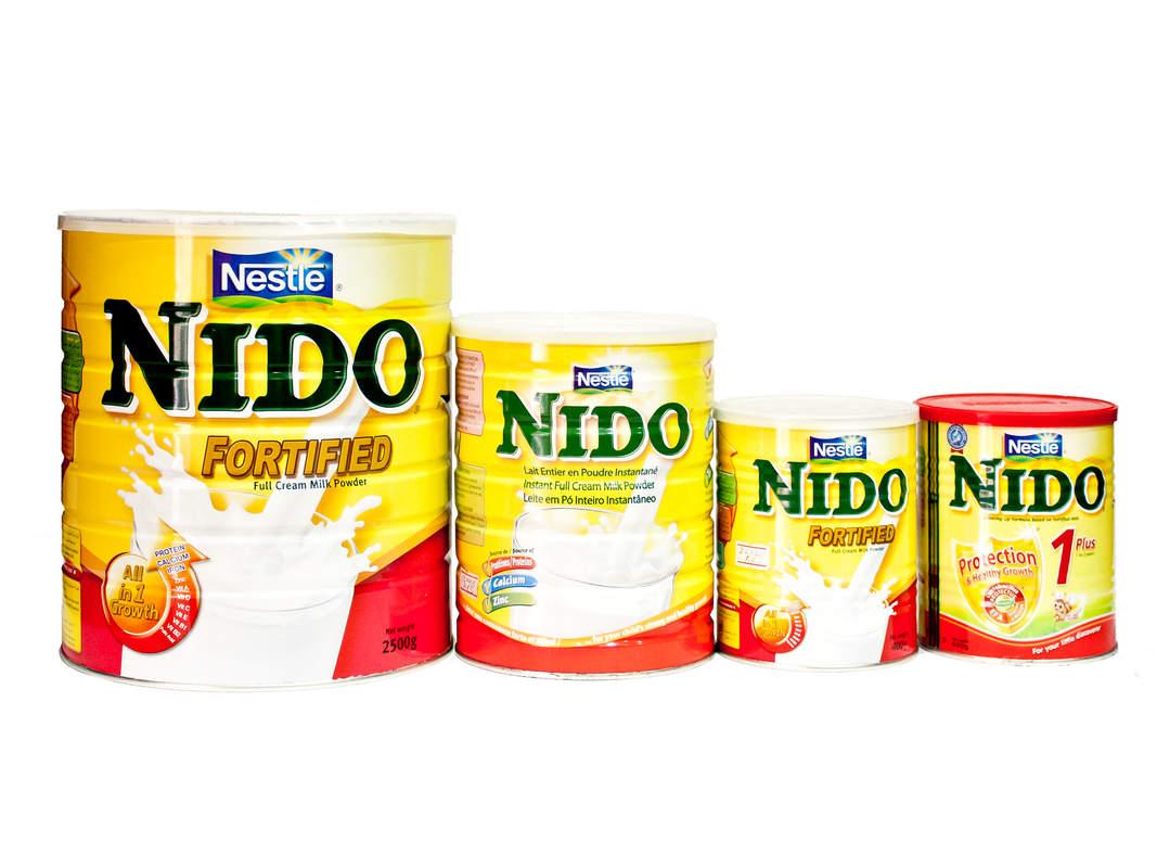 Nestle Nido Milk Powder (456787652234)