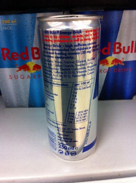 Red Bull Energy Drink (45678006)