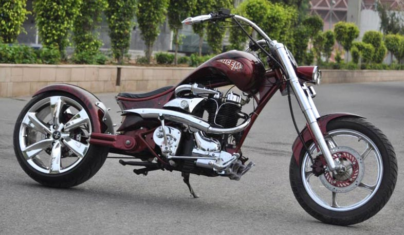 Chopper Bikes For Sale In India - Bicycling and the Best ...